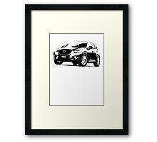 Mazda CX-5 2013 Framed Print