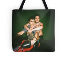 James Franco & Seth Rogan Tote Bag