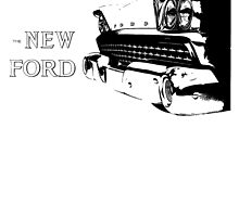 1959 Ford  by garts