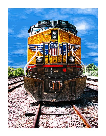 Day Train by Wendy J. St. Christopher