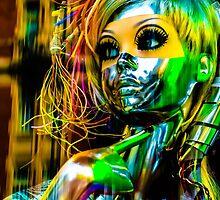 Metallic Mannequin by pyktispix