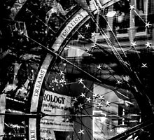 Starry Wheel by pyktispix