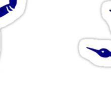 Crane Style Kung Fu Sticker