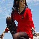 Trek II by chona
