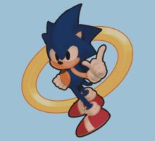 Sonic 1 Ring by RisingSaru