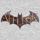 Affleck is Batman by VanHogTrio