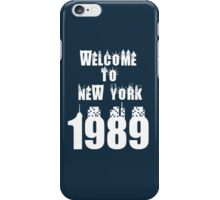 Welcome to New York- Taylor Swift iPhone Case/Skin