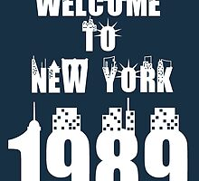 Welcome to New York- Taylor Swift by marceyrose