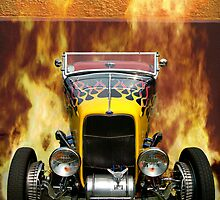 Hotrod II by Phil Rowe