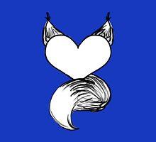 Furry at Heart (Dark Blue) by katieblueeyes