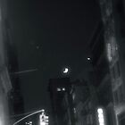 Moonlit NY by Justine Gannon