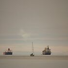 Vancouver - English Bay by RobertCharles