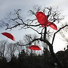 Vancouver - Rainblossom Public Art by RobertCharles