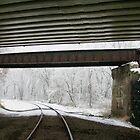 Bridges, Tracks, & Snow by Geno Rugh