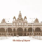 Mysore Palace - India by sanyaks