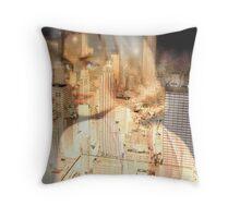 City of Grace Throw Pillow