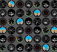 Flight Instruments by robyriker
