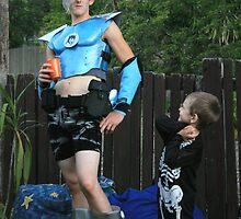 Uncle Luke your my hero by bribiedamo