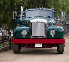 Mack Truck by Ron Kizer
