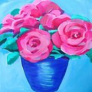 Roses by marlene veronique holdsworth