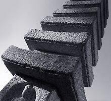 Japanese Pagoda by Bernd Tschakert