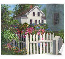 Come into the Garden Poster