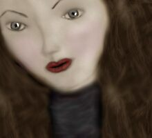 The Living Doll by Alison Garwood