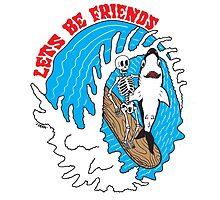 Lets be friends by jackfergo