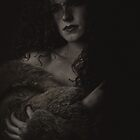 Madonna in fur by DareImagesArt