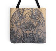 Praise the Helix Tote Bag