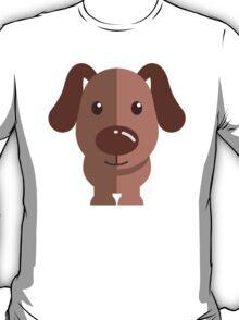 Adorable funny cartoon dog T-Shirt