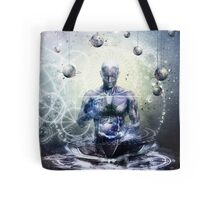 Experience So Lucid, Discovery So Clear Tote Bag