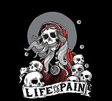 Life is Pain by d13design