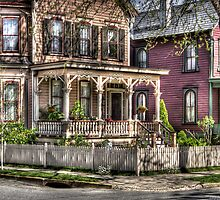 Country Victorian by Mike  Savad