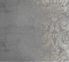 Grunge Damask by cafelab
