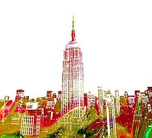 Empire State Building by BritishYank