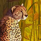 Cheetah by Michelle Behar