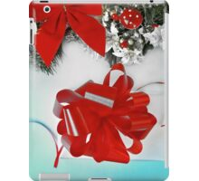 Christmas gift, New Year  iPad Case/Skin