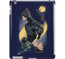 wayne card iPad Case/Skin