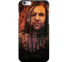 Sandor Clegane iPhone Case/Skin