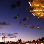 carousel at dusk by rkdogz