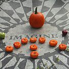 Imagine Strawberry Fields Halloween by Semmi
