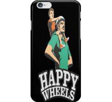 Happy Wheels iPhone Case/Skin