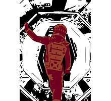 2001 - A Space Odyssey art work Photographic Print