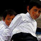 Cuenca Kids 548 by Al Bourassa