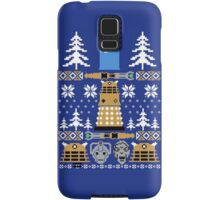 Doctor Who Ugly Sweater Samsung Galaxy Case/Skin