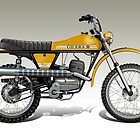Gilera 50RS Trial by tonynewland