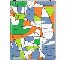 Chinese blessing - Cao Lin Wong Shuen iPad Case/Skin