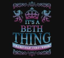It's a BETH thing by RooDesign