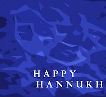 Happy Hanukkah by Greg German